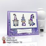 Friend like Gnome other, Gnome for the Holidays #stampcandy