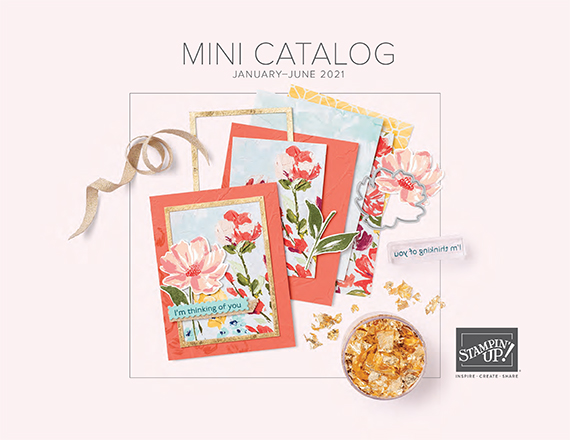 Jan-Jun 2021 Mini Catalog #stampcandy #stampinup