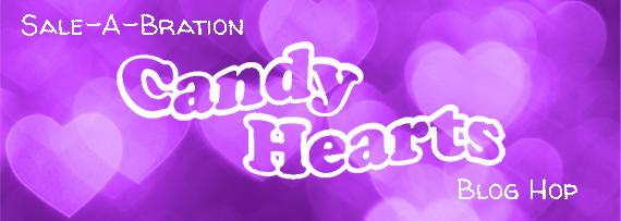 Candy Hearts Blog Hop January 2021 Sale-a-bration
