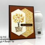 Beauty and Joy stamp set from Stampin