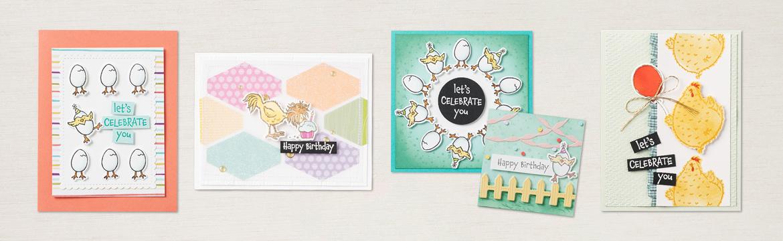 Hey, Chick and Hey, Birthday Chick bundles