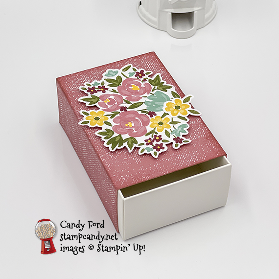 Bouquet of Hope February 2021 Paper Pumpkin kit alternative projects for #PPPBH #stampcandy