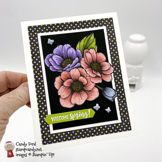 True Love Springtime Joy #stampcandy