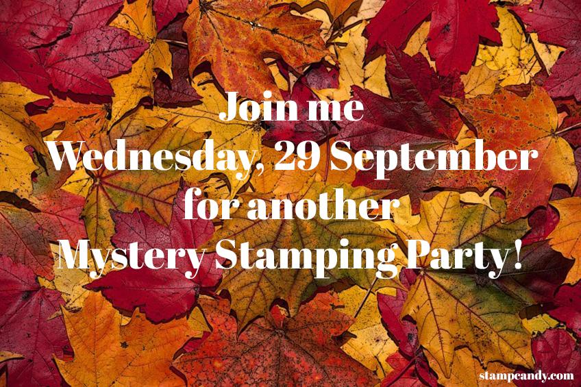 #mysterystamping