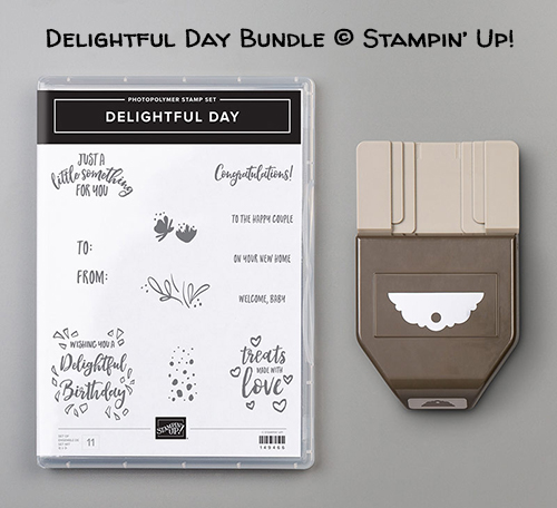 Delightful Day Bundle © Stampin' Up!